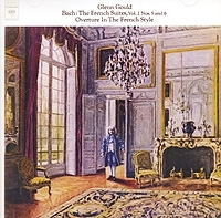 Glenn Gould Bach The French Suites, Vol 2 & Overture In The French Style артикул 9327b.