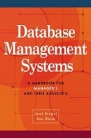 Database Management Systems: A Handbook for Managers and Their Advisors артикул 9329b.