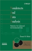 Nondetects and Data Analysis : Statistics for Censored Environmental Data (Statistics in Practice) артикул 9374b.